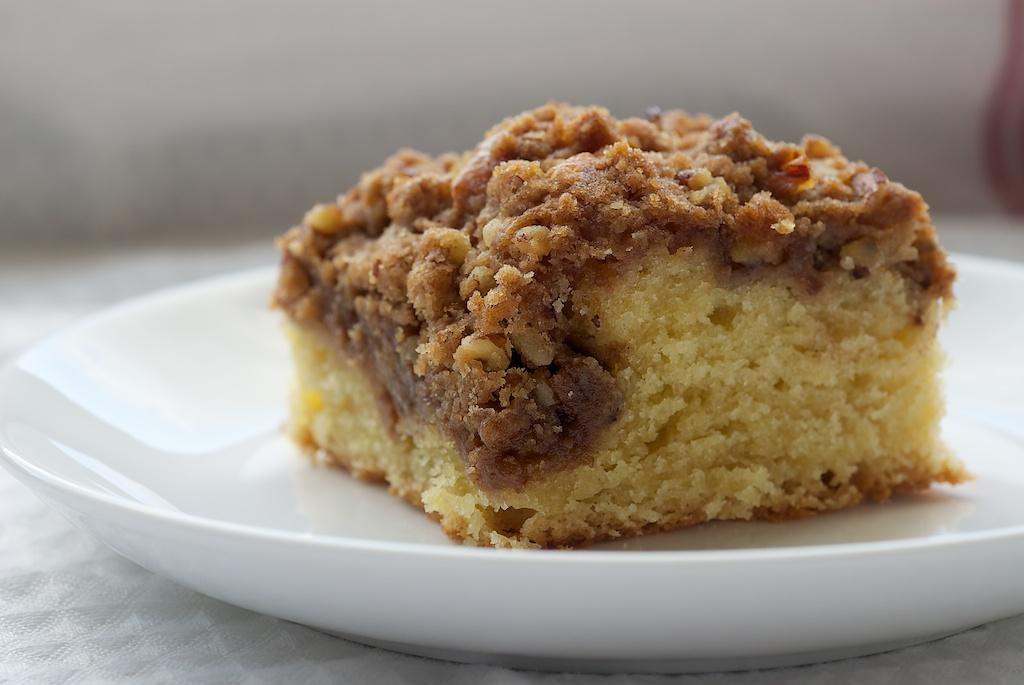 Make Coffee Cake From Muffin Mix