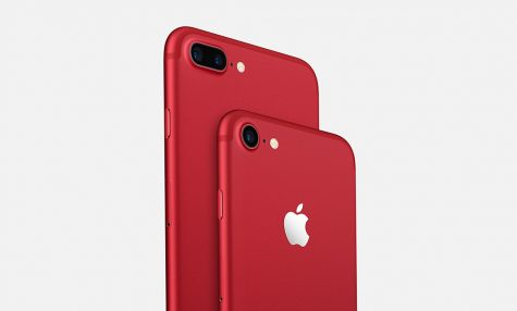 New Red iPhone 7