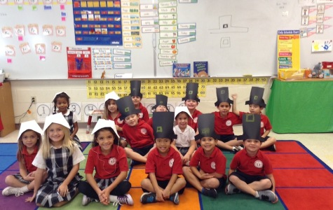 Kindergarten Embraces the Thanksgiving Holiday
