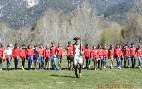 Fifth Grade's Field Trip to Riley's Farm