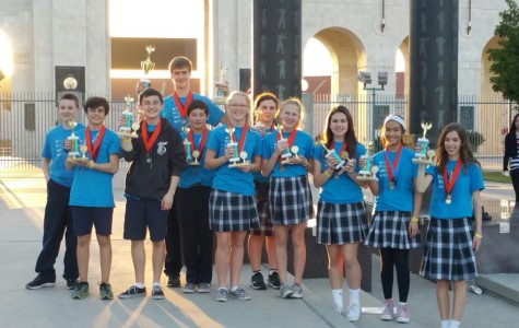 Academic Decathlon Competition