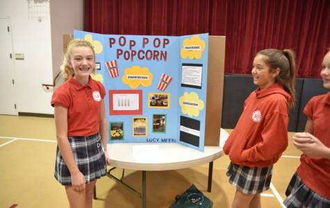 The Lower School Science Fair
