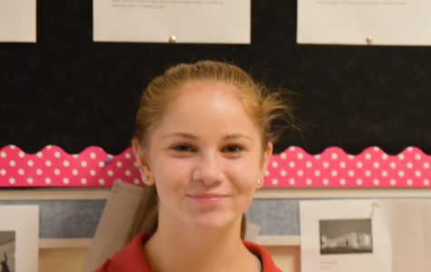 Peace Builder of the Week: Cassidy Scanlan
