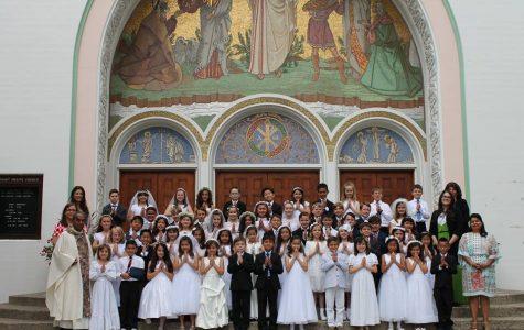 First Communion Mass