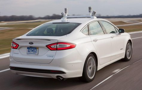 Ford to Come Out with New Driverless Car