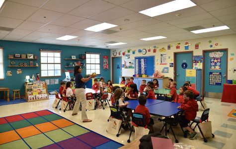 The Kindergartners' First Days of School