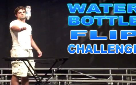 Water Bottle Flipping