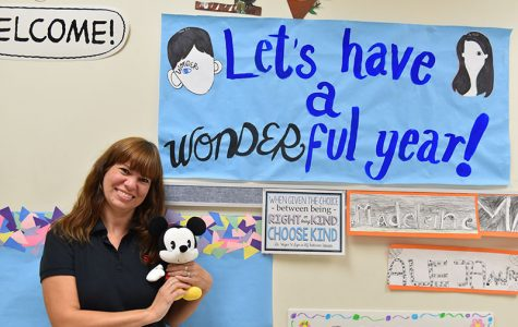 Teacher of the Month: Mrs. Simone