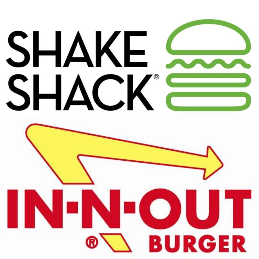 Shake Shack VS In n Out – The Falcon\'s Flyer