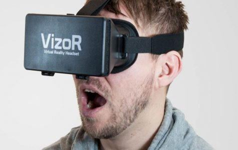 Vizor Virtual Reality Glasses
