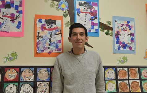 Teacher of the Month: Mr. Jonathan