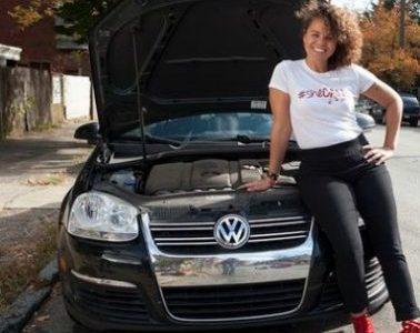 All Women Mechanic