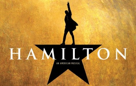 Hamilton becomes a movie
