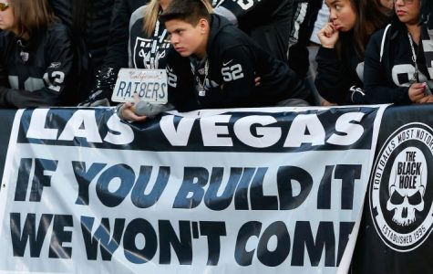 The Oakland Raiders are now the Las Vegas Raiders