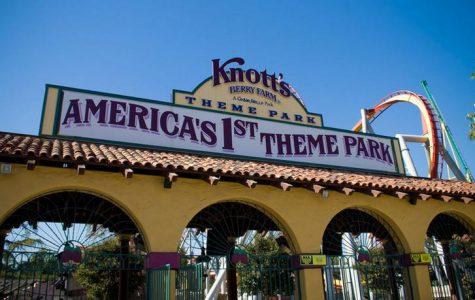 Best Knott's Berry Farm Rides