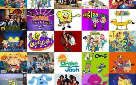 Favorite Childhood Shows
