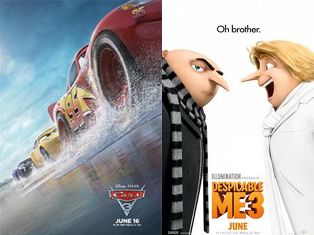 New Summer Movies