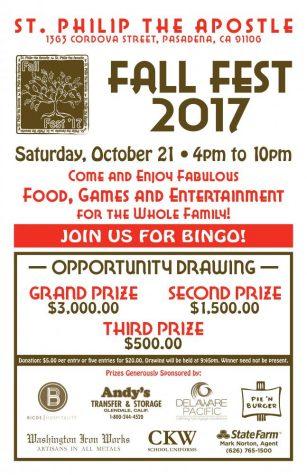 2017 Fall Festival Entertainment