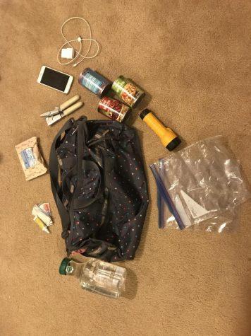 DIY Emergency Backpack