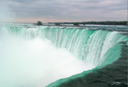 Boy Falls Over Railing At Niagara Falls