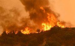 Recent Fires in California