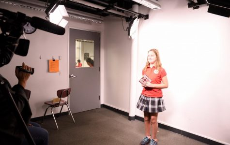 5th Grade is Filming Commercials
