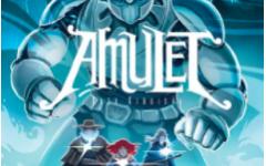 Amulet; Escape from Lucien By: Kazu Kibuishi
