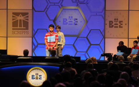 Spelling Bee Extends Field