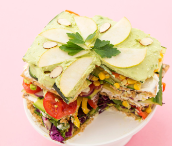Salad Cakes