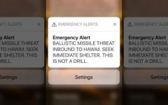 Hawaii Sends Out False Missile Threat