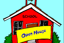 Kinder Through 5th Grade Open House Projects