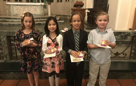 Second Grade First Reconciliation