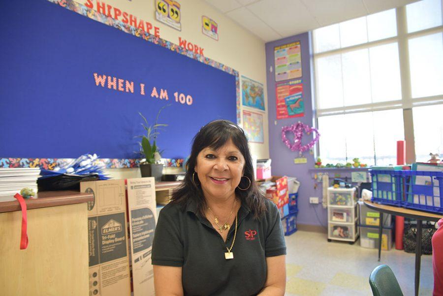 Teacher of The Month- Mrs. Cresta