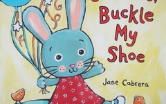 1,2, Buckle my shoe by Jena Cabrera