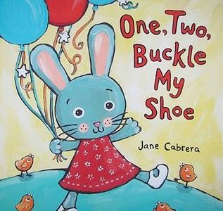 1,2, Buckle my shoe by Jena Cabrera