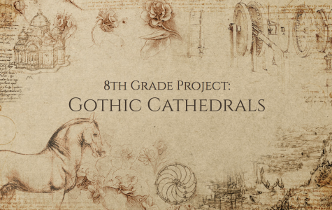 8th Grade Cathedral Project