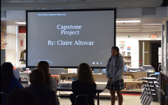 8th Grade Capstone Projects
