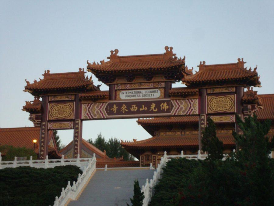 Seventh Grade Field Trip to a Buddhist Temple
