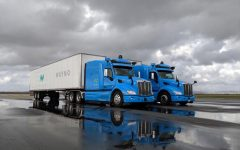 Self-Driving Trucks Now Being Used in Atlanta