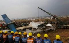 Deadly Plane Crash In Nepal