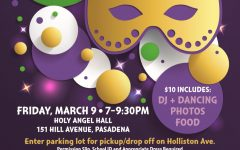 Jr. High Mardi Gras Social