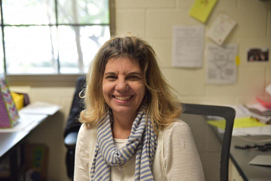 Teacher of the Month: Mrs. Slater