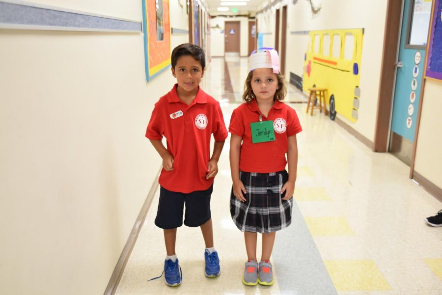 Kindergartners Thoughts on the First Day of School