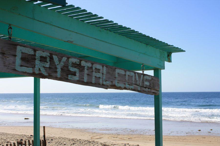 Crystal+Cove+Beach