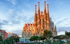 Out and About: Barcelona
