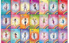 3-5 Readers Corner: Rainbow Magic Books