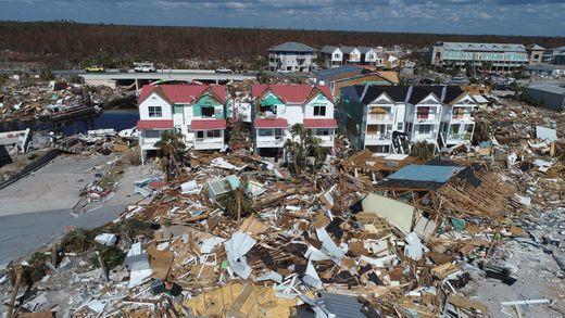 Hurricane Michael Hits Florida!