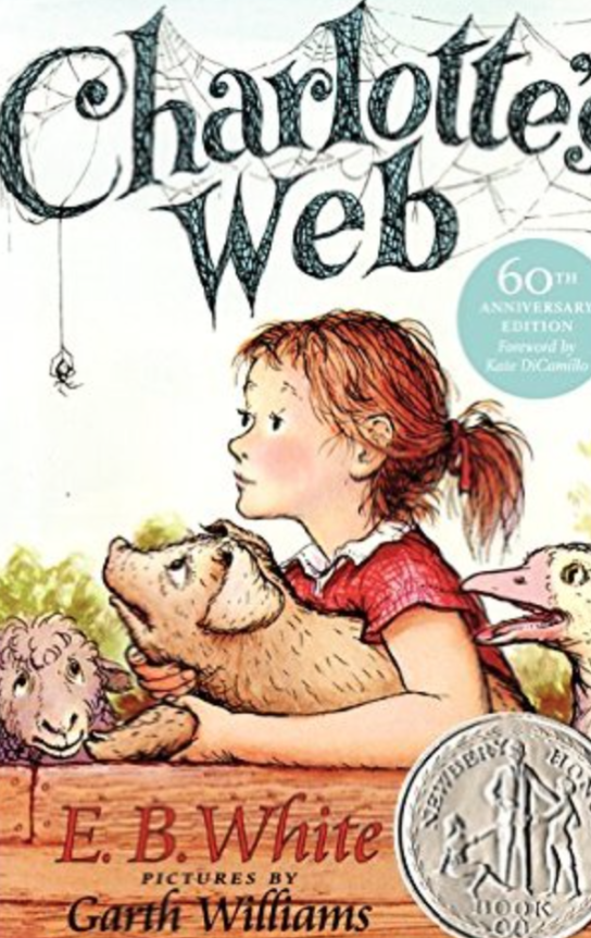 Charlottes Web Book Review