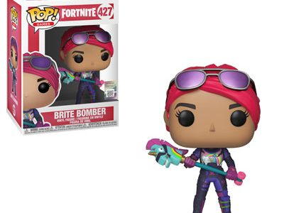 First Look at the Fortnite Funko Pops
