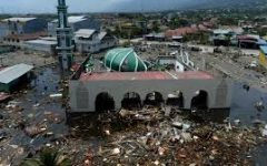 Devastating Hurricane and Tsunami Hits Indonesia